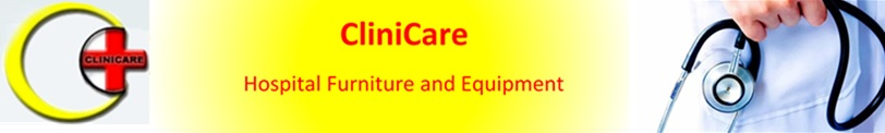 Clinicare is a supplier of hospital furniture and equipment